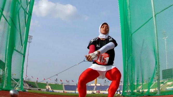 Sea Games Atletik: Rose Herlinda