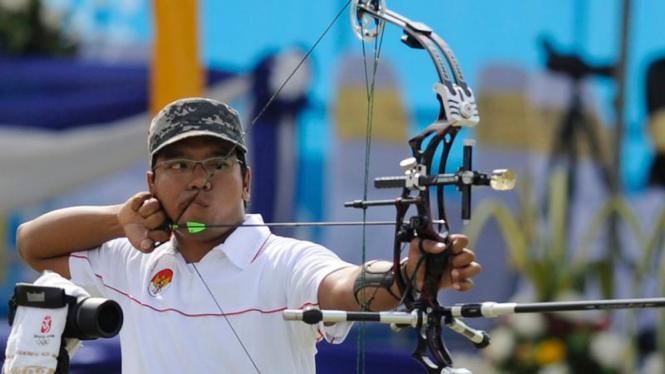 Sea Games Panahan :