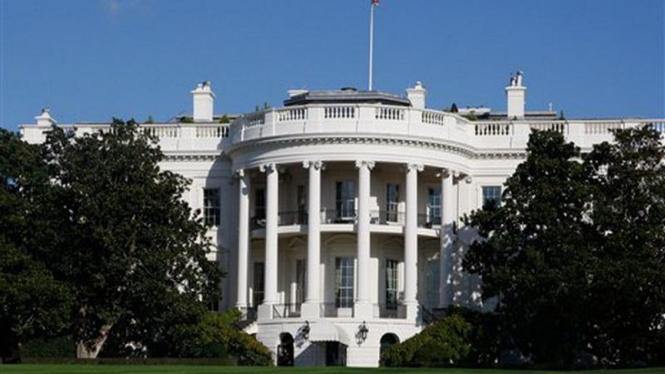 Halaman belakang kediaman Presiden Amerika Serikat, Gedung Putih