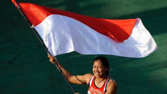 Sea Games Atletik: Dedeh Erawati
