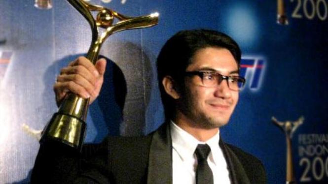 FFI 2009: Reza Rahadian