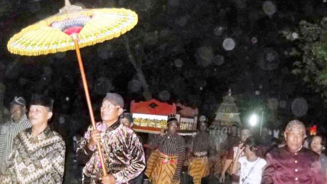 Ritual Keraton Yogyakarta/KDW