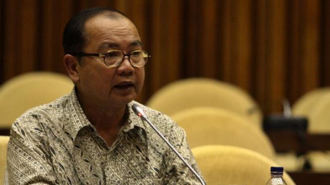 Pansus Century: Burhanuddin Abdullah