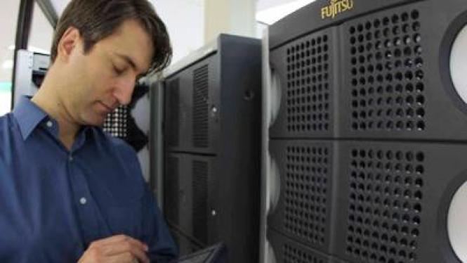 Storage server Fujitsu