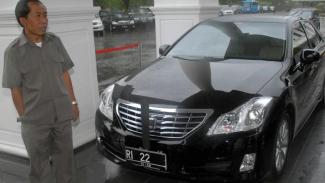 Mobil Dinas Baru Untuk Menteri