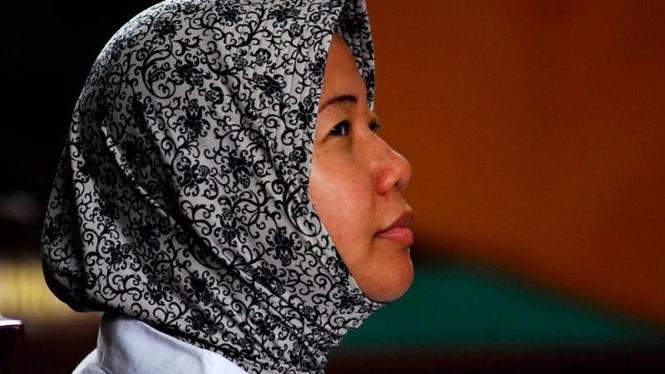 Vonis Bebas Untuk Prita Mulyasari