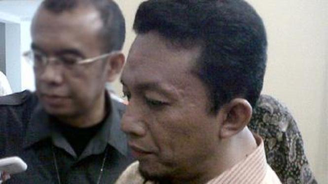 Tifatul Sembiring, di sela jumpa pers Kominfo, akhir tahun 2009