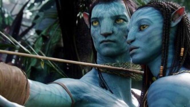 Cuplikan film Avatar