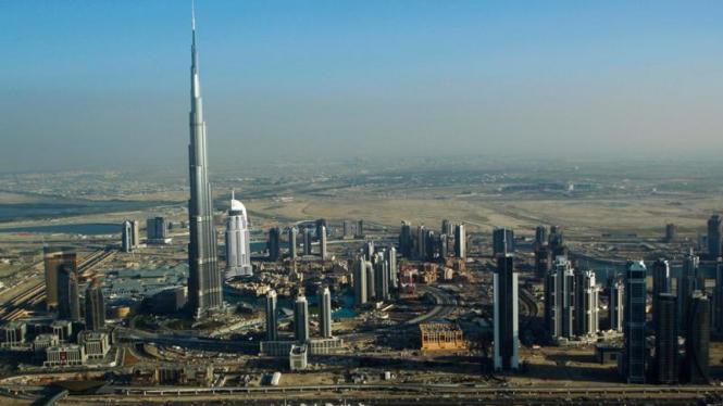 Gedung Tertinggi di Dunia, The Burj Dubai Dibuka