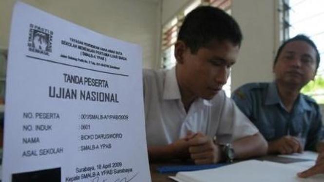 Ujian nasional (Unas)