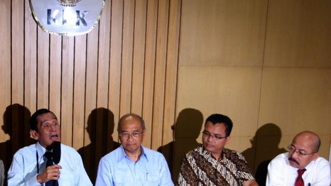 Satgas Mafia Hukum Koordinasi Dengan KPK