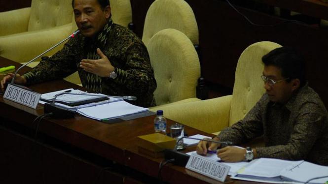 Pansus Century Panggil Pejabat BI : Budi Mulya