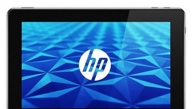 Tablet komputer besutan HP
