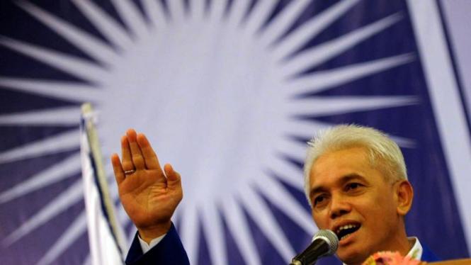 Kongres PAN : Hatta Radjasa