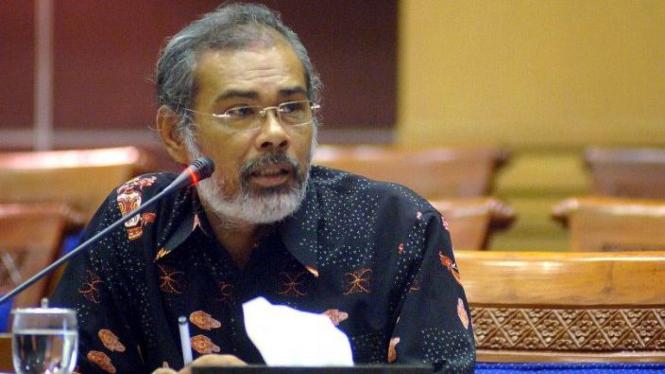 Ketua Komisi Nasional Perlindungan Anak, Arist Merdeka Sirait.