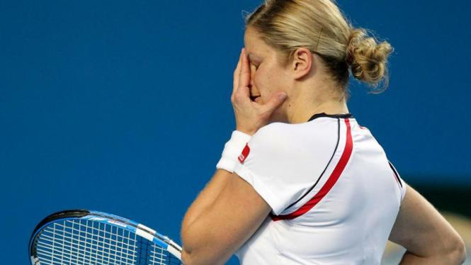 Australian Open : Kim Clijsters
