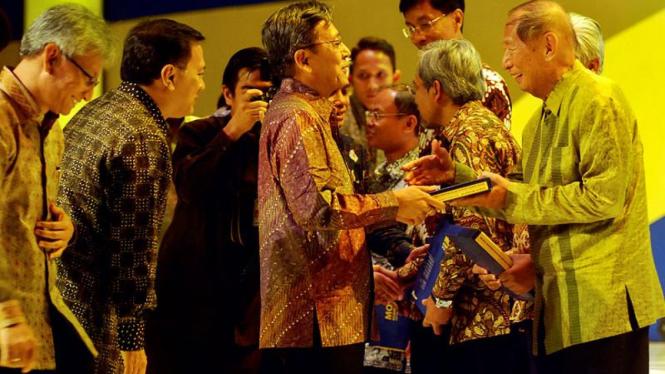 Expo Wirausaha Mandiri : Boediono
