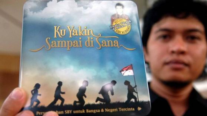 Album lagu Presiden Susilo Bambang Yudhoyono (SBY)
