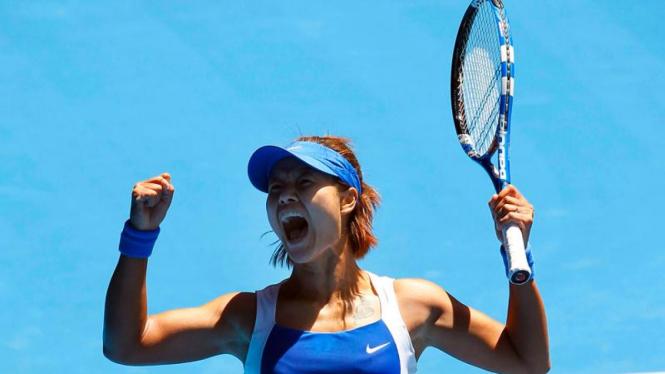 Australian Open : Li Na