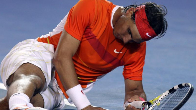 Australian Open : Rafael Nadal