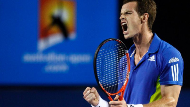 Australian Open : Andy Murray