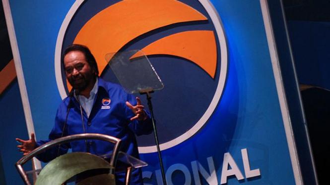 Deklarasi Nasional Demokrat: Surya Paloh
