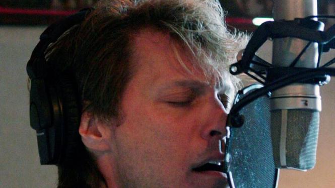 Lagu Amal untuk Haiti : Bon Jovi