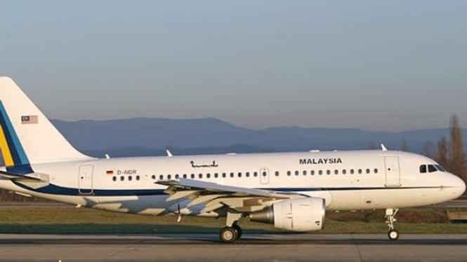 Pesawat Jet Pemerintah Malaysia