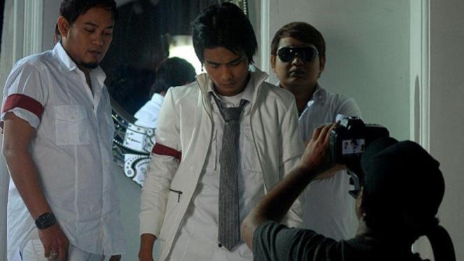 Syuting Klip IndonesiaUnite : ST12