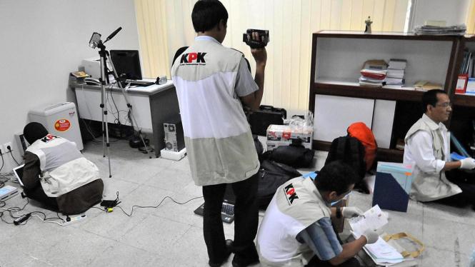 Tim penyidik KPK