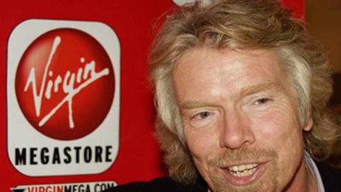 Richard Branson, pemilik Virgin Group