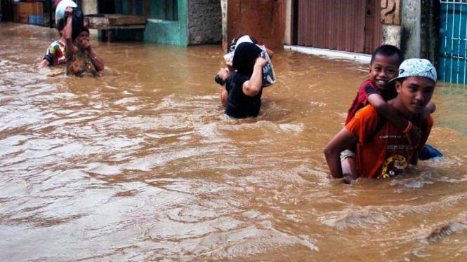 Siaga Satu Banjir Jakarta