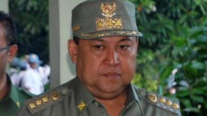 Walikota Bekasi Mochtar Muhammad