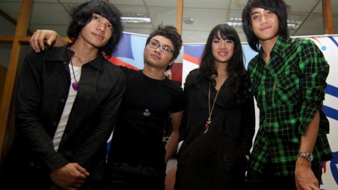 Grup band Vierra