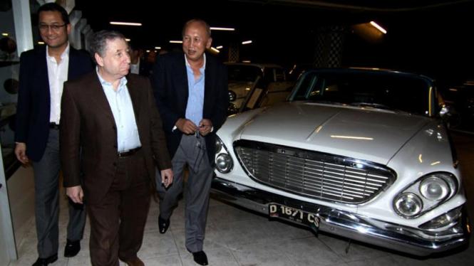 Presiden FIA Jean Todt