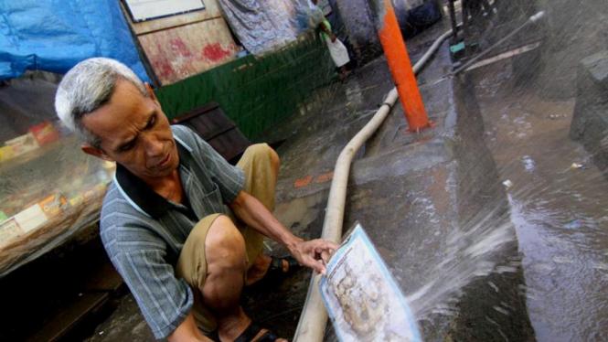 Kampung Melayu Banjir