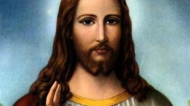 Ilustrasi gambar Yesus Kristus