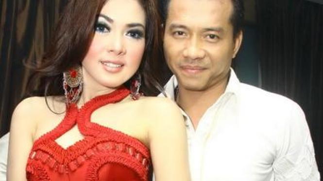 Anang & Syahrini