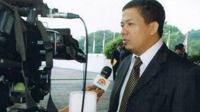 Politisi PKS Fahri Hamzah