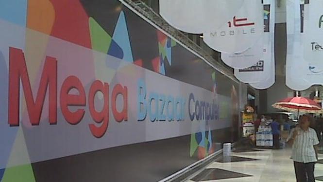Pameran Mega Bazaar 2010