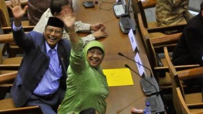 Lili Wahid, politisi PKB satu-satunya yang memilih Opsi C