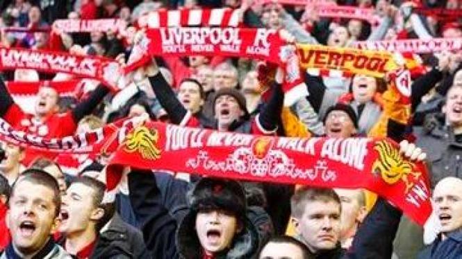 Fans Liverpool