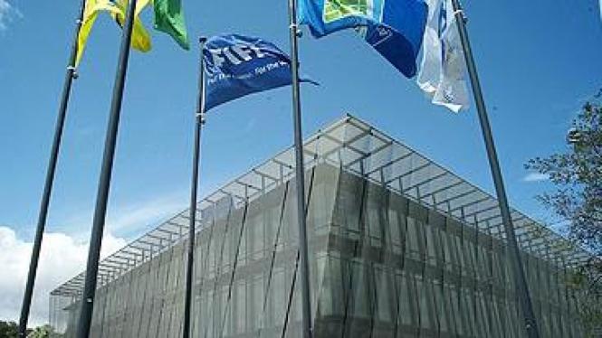 Markas FIFA di Zurich