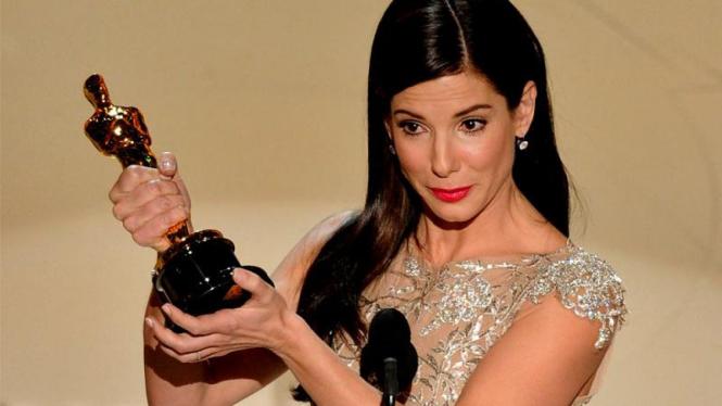 Oscar 2010: Sandra Bullock