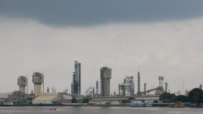 Pabrik Pupuk Sriwidjaja (Pusri).