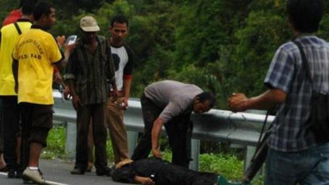 Terduga teroris ditembak mati di Aceh Besar Jumat 12 Maret 2010