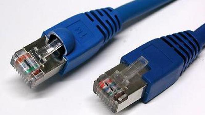 Kabel Local Area Network (LAN) RJ45