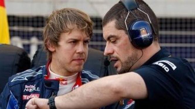 Sebastian Vettel (kiri)