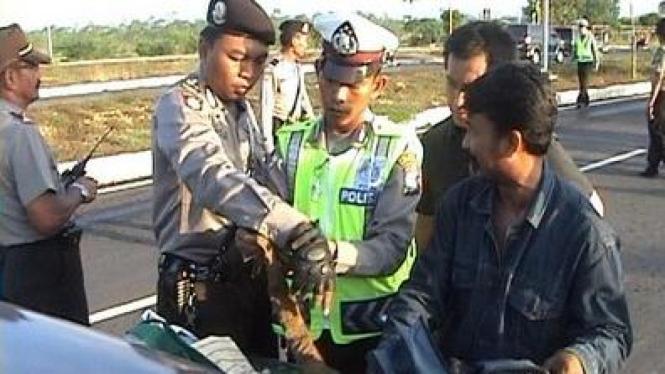 Razia teroris di Suramadu