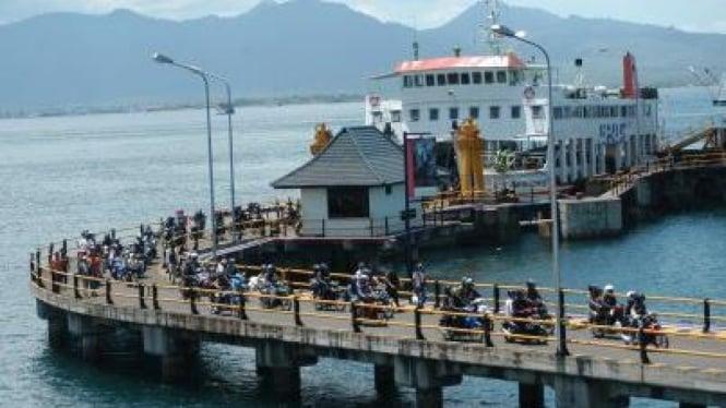 Pelabuhan Penyeberangan Ketapang, Banyuwangi, Jawa Timur